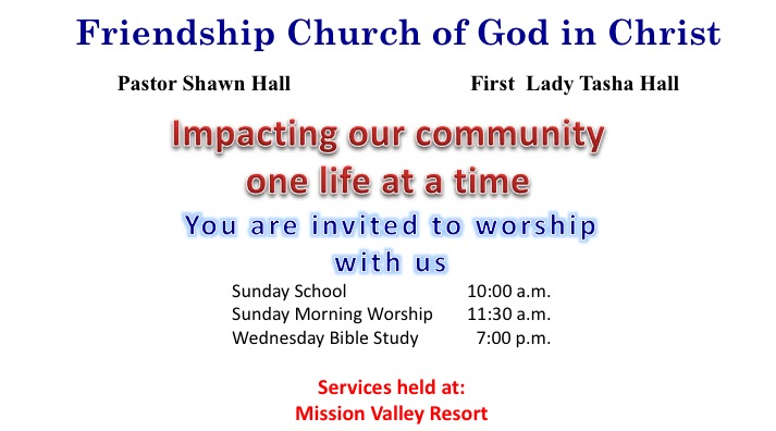 Friendship Church of God in Christ Online and Mobile Giving App