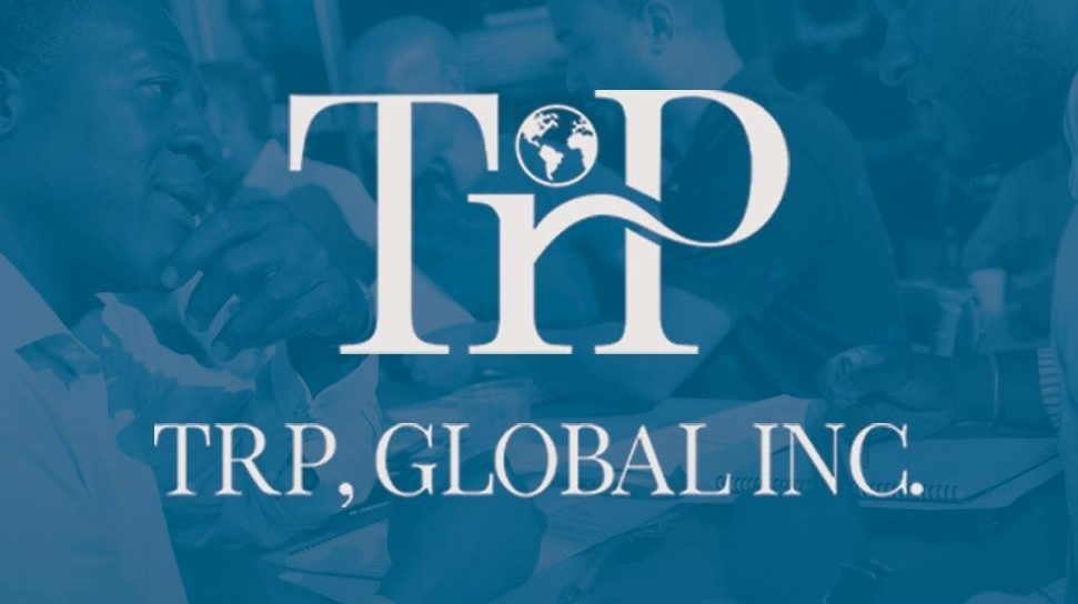 TRP Global Inc Online and Mobile Giving App | Made possible