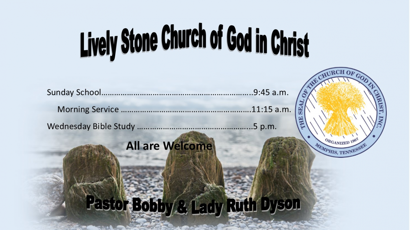 Lively Stone Church Of God In Christ Online and Mobile Giving App