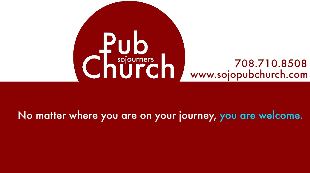 Sojourners Pub Church Online and Mobile Giving App | Made