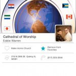 Cathedral of Worship Mobile Giving App