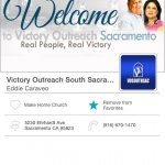Victory Outreach Mobile Giving App