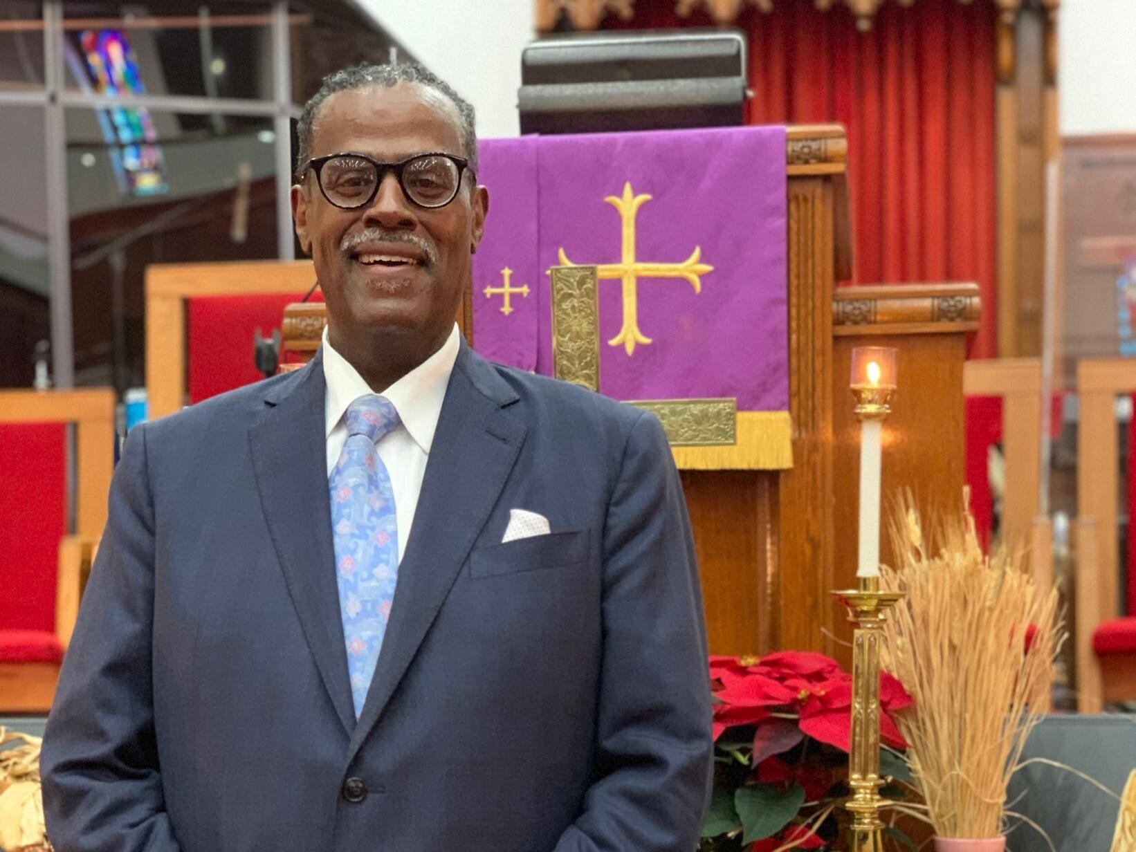 Rev. Dr. Silvester Beaman of Bethel AME Church