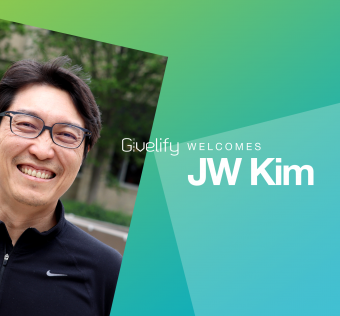 Team Givelify Welcomes JW Kim