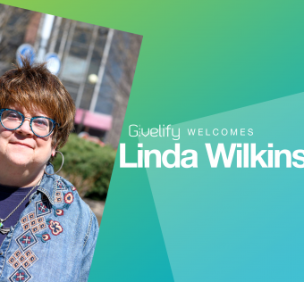 Welcome Linda Wilkinson to Givelify