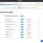 Givelify Donation Management Dashboard Updates